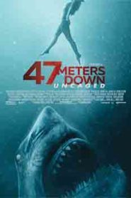 47 Meters Down Uncaged (2019) Hindi Dubbed