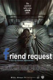 Friend Request (2016) Hindi Dubbed