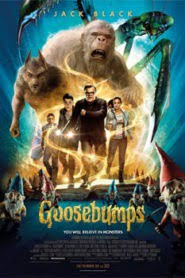 Goosebumps (2015) Hindi Dubbed