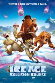 Ice Age Collision Course (2016) Hindi Dubbed