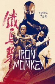 Iron Monkey (1993) Hindi Dubbed