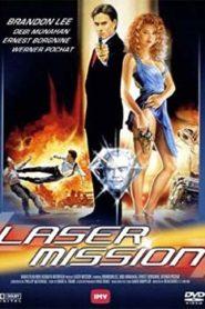 Laser Mission (1989) Hindi Dubbed
