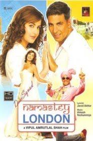 Namastey London (2007) Hindi