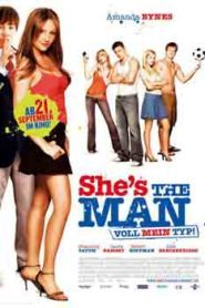 She's the Man (2006) Hindi Dubbed