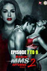 Ragini MMS Returns (2019) Hindi Season 2 Episode 7 TO 9