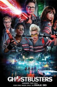 Ghostbusters (2016) Hindi Dubbed