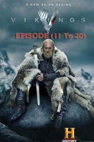 Vikings (2016) Hindi Dubbed Season 4 [EP 11-20]