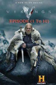 Vikings (2016) Hindi Dubbed Season 4 [EP 1-10]