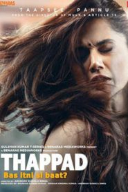 Thappad (2020) Hindi