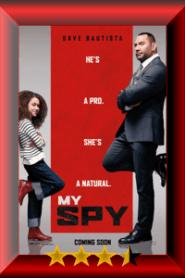 My Spy (2020) Hindi Dubbed