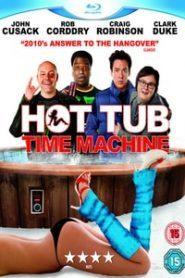 Hot Tub Time Machine (2010) Hindi Dubbed