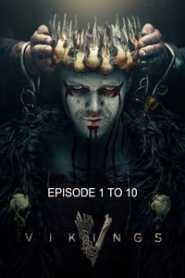 Vikings (2017) Hindi Dubbed Season 5 EPISODE 1 To 10