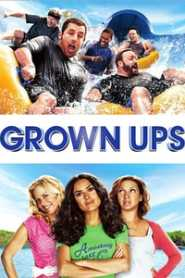 Grown Ups (2010) Hindi Dubbed