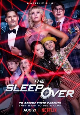 The Sleepover (2020) Hindi Dubbed