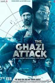 The Ghazi Attack (2017) Hindi