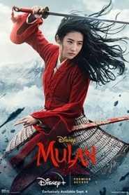 Mulan (2020) Hindi Dubbed