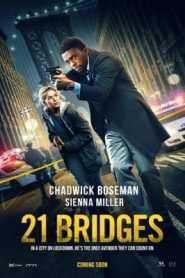 21 Bridges (2019) Hindi Dubbed