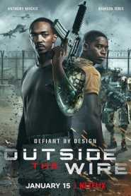 Outside the Wire 2021 Hindi Dubbed