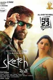 Sketch 2018 South Hindi Dubbed