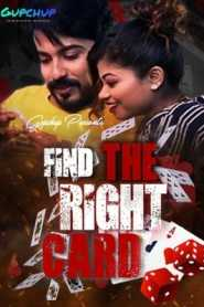 Find The Right Card 2021 GupChup Episode 1