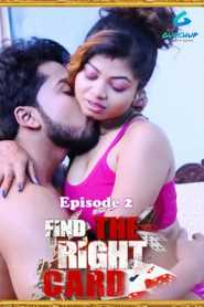 Find The Right Card 2021 GupChup Episode 2