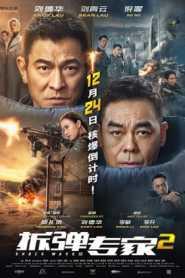 Shock Wave 2 (2020) Hindi Dubbed
