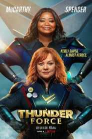 Thunder Force (2021) Hindi Dubbed
