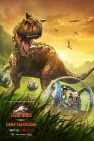Jurassic World Camp Cretaceous (2021) Hindi Season 3