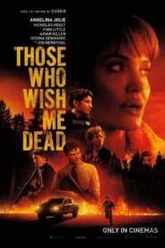Those Who Wish Me Dead (2021) English