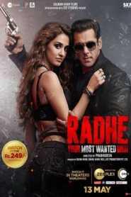 Radhe Your Most Wanted Bhai (2021) Hindi