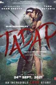 Tadap (2021) Hindi
