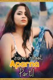 Aparna Saree Shoot Part 1 2021 Hindi Naarimagazine